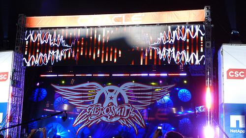 旧金山第五天: 施瓦辛格、Aerosmith(转载) - 风轻扬 - 风轻扬