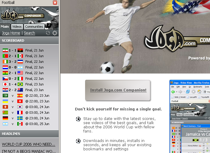 Joga FIFA