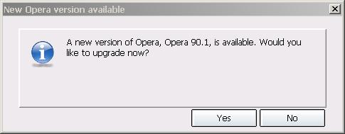 Opera Version 90.1